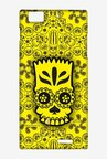 Simpsons Celtic Bart Case for Lenovo K900
