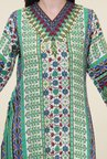 Shree Multicolor Printed Kurta