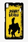 Johnny Bravo Yellow Grunge Case for Lenovo K3 Note