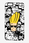Johnny Bravo Doodle Case for iPhone 6s