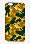 Simpsons Camo Bart Case for iPhone 6s