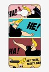 Johnny Bravo Posing Case for Xiaomi Redmi 2