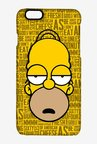 Simpsons Homer Says Case for iPhone 6
