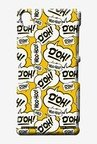 Simpsons Random Expressions Case for Sony Xperia Z3