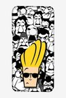 Johnny Bravo Doodle Case for Huawei Nexus 6P