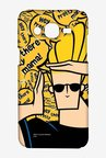 Johnny Bravo Hey There Pretty Mama Case for Samsung On7