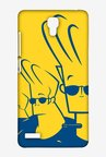 Johnny Bravo Different Poses Case for Xiaomi Redmi Note 4G