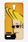 Dotted Johnny Bravo Case for Xiaomi Redmi Note 4G