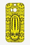 Simpsons Celtic Marge Case for HTC One M8