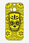 Simpsons Celtic Bart Case for HTC One M8