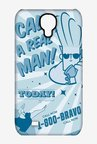 Johnny Bravo The Real Man Case for Samsung S4