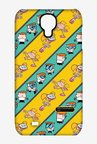 Dexter & Dee Dee See Stripes Case for Samsung S4