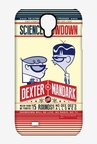 Dexter Vs Mandark Case for Samsung S4