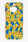 Simpsons Pattern Case for HTC One M9 Plus