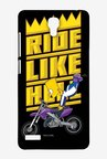 Simpsons Ride Like Hell Case for Xiaomi Redmi Note 4G
