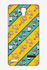 Dexter & Dee Dee See Stripes Case for Redmi Note Prime