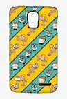 Dexter & Dee Dee See Stripes Case for Samsung S5