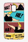 Johnny Bravo Posing Case for Samsung S5