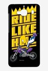 Simpsons Ride Like Hell Case for Xiaomi Redmi 2
