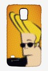 Dotted Johnny Bravo Case for Samsung S5