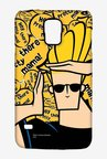 Johnny Bravo Hey There Pretty Mama Case for Samsung S5