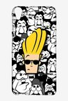 Johnny Bravo Doodle Case for HTC Desire 820