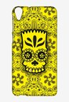 Simpsons Celtic Bart Case for HTC Desire 820
