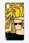 Johnny Bravo Hey There Pretty Mama Case for Sony Xperia M4