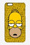 Simpsons Homer Says Case for iPhone 6 Plus