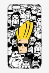 Johnny Bravo Doodle Case for iPhone 6 Plus