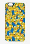 Simpsons Pattern Case for iPhone 6