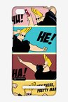Johnny Bravo Posing Case for Xiaomi Mi4i