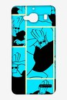 Johnny Bravo Camera Shy Case for Xiaomi Redmi 2 Prime