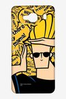 Johnny Bravo Hey There Pretty Mama Case for Redmi 2 Prime