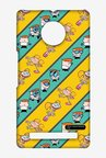 Dexter & Dee Dee See Stripes Case for Yu Yuphoria