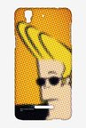 Dotted Johnny Bravo Case for Yu Yureka