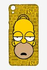 Simpsons Homer Says Case for HTC Desire 826