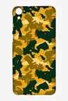 Simpsons Camo Bart Case for HTC Desire 826