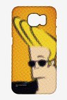 Dotted Johnny Bravo Case for Samsung S6 Edge Plus