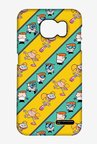 Dexter & Dee Dee See Stripes Case for Samsung S6