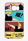 Johnny Bravo Posing Case for Samsung S6