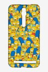 Simpsons Pattern Case for Asus Zenfone 2