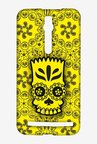 Simpsons Celtic Bart Case for Asus Zenfone 2