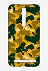 Simpsons Camo Bart Case for Asus Zenfone 2