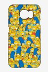 Simpsons Pattern Case for Samsung S6
