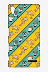 Dexter & Dee Dee See Stripes Case for Sony Xperia Z5