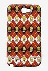 Simpsons Homer Moods Case for Samsung Note 2