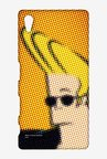 Dotted Johnny Bravo Case for Sony Xperia Z5