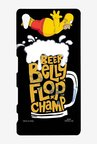 Simpsons Beer Belly Flop Champ Black Case for Sony Xperia Z5