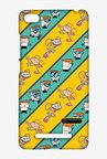Dexter & Dee Dee See Stripes Case for Xiaomi Mi4i